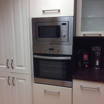 Teka Integrated Oven and Microwave